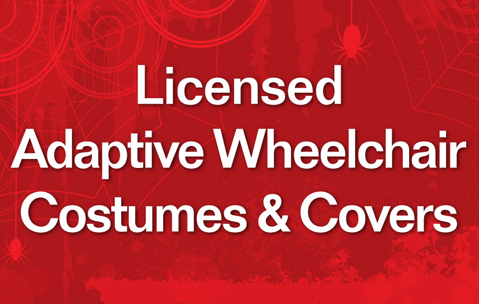 Licensed Adaptive Costumes/Covers