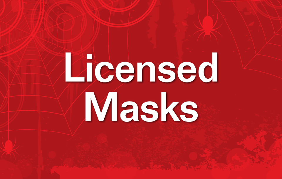 Licensed Masks