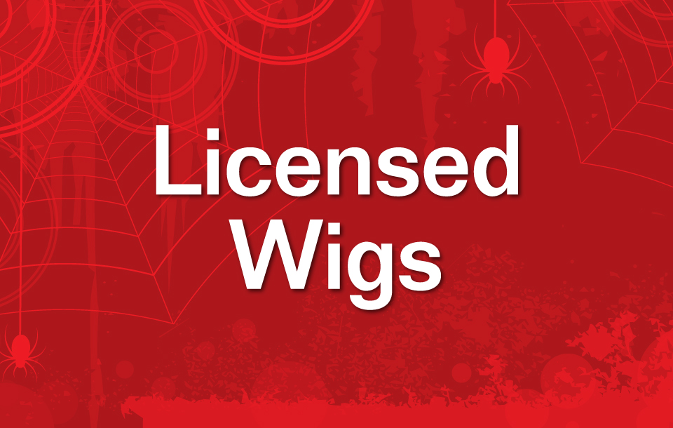 Licensed Wigs