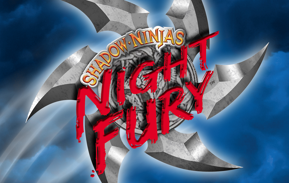 Shadow Ninjas Night Fury