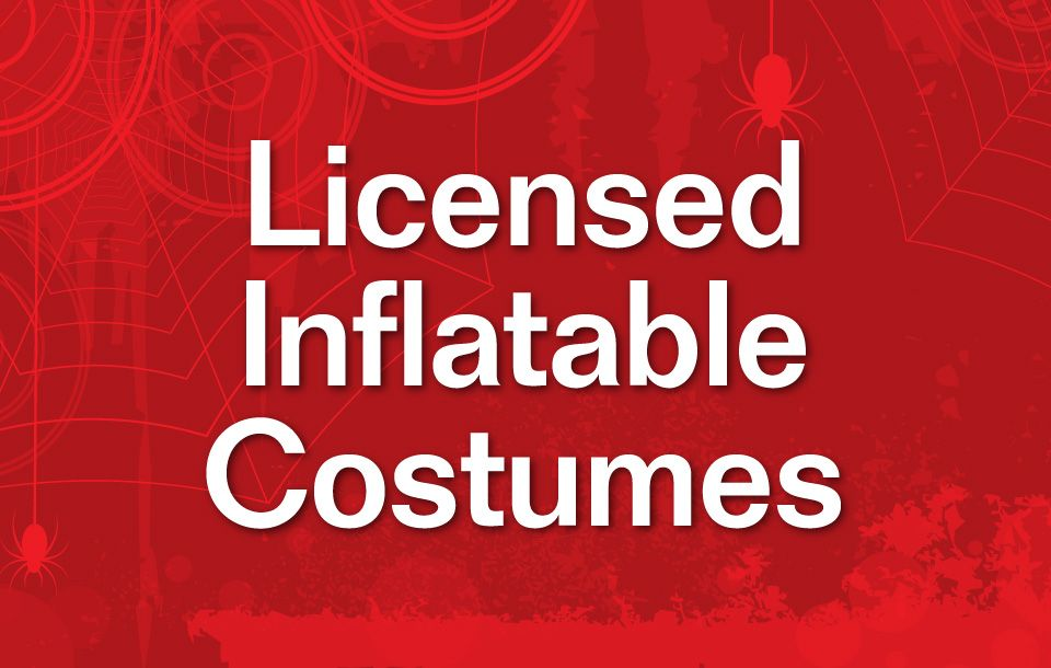 Licensed Inflatable Costumes