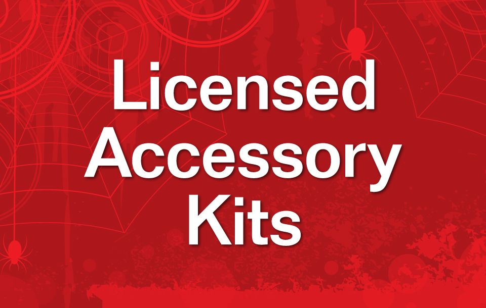 Licensed Accessory Kits
