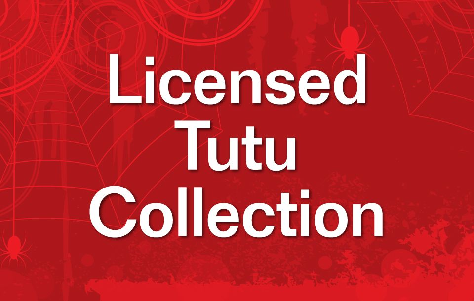 Licensed Tutu Collection
