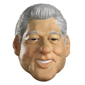 Clinton Deluxe Mask