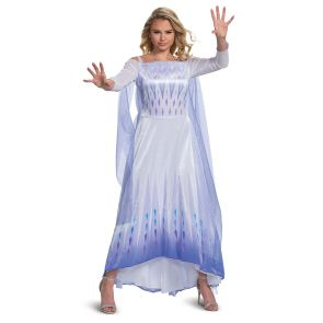 Snow Queen Elsa Deluxe Adult