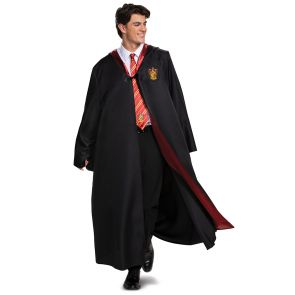 Gryffindor Robe Adult Deluxe