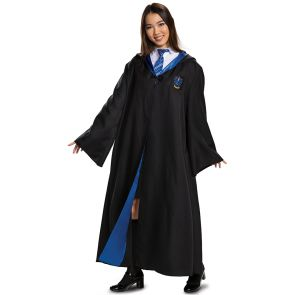 Ravenclaw Robe Adult Deluxe