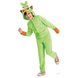 Grookey Hooded Jumpsuit Classic