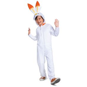 Scorbunny Hooded Jumpsuit Classic