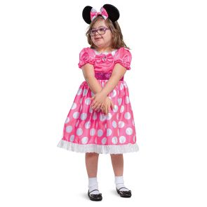 Pink Minnie Adaptive Costume