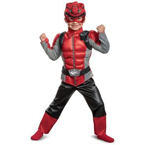 Red Ranger Beast Morpher Toddler Muscle