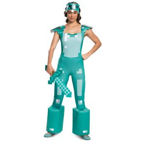 Minecraft Armor Female Adult