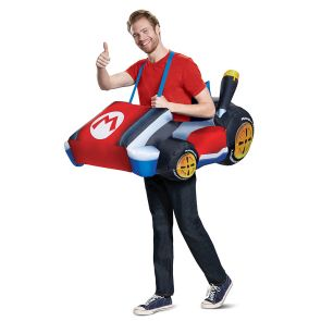 Mario Kart Inflatable Adult Costume