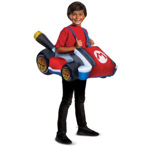 Mario Kart Inflatable Child Costume