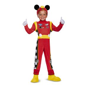 Mickey Roadster Deluxe Toddler