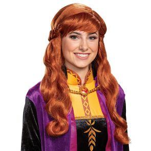 Anna Wig - Adult
