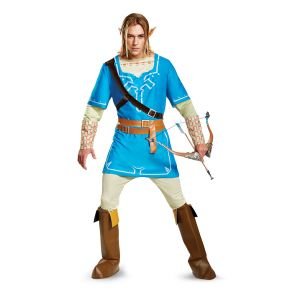 Link Breath Of The Wild Deluxe Adult