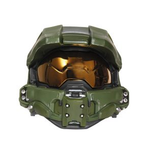 Master Chief Child Light-Up Deluxe Helmet