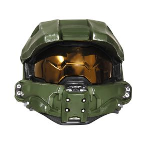 Master Chief Adult Light-Up Deluxe Helmet