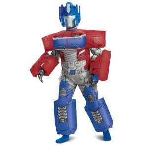 Optimus Evergreen Inflatable Child