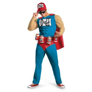 Duffman Classic Muscle Adult