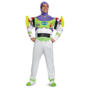 Buzz Lightyear Deluxe Adult