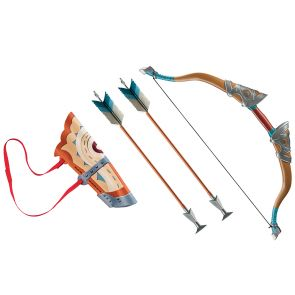 Bow and Arrows with Quiver Set