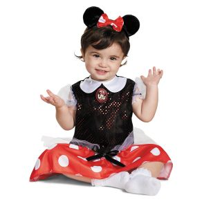 Red Minnie Classic Toddler
