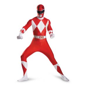 Red Ranger Bodysuit Costume
