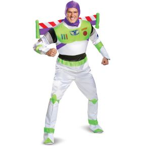 Buzz Lightyear Adult Prestige Costume