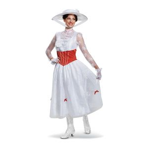 Mary Poppins Deluxe Adult