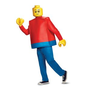 Lego Guy Deluxe Adult