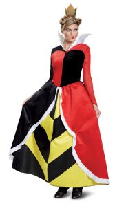 Queen Of Hearts Deluxe Adult
