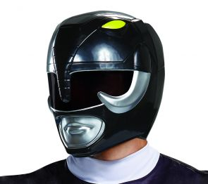 Black Ranger Adult Helmet