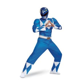 Blue Ranger Classic Muscle Adult