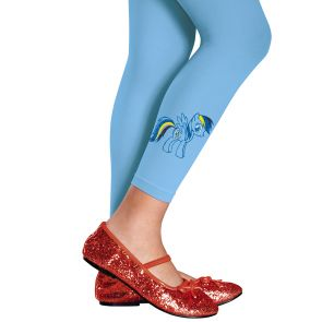 Rainbow Dash Tights
