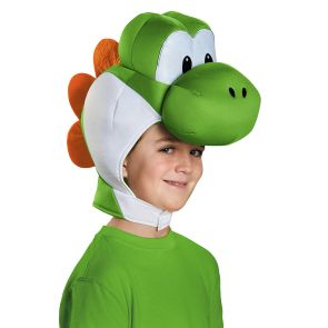 Yoshi Headpiece - Child