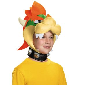 Bowser Headpiece - Child