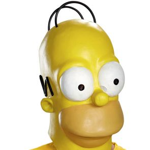 Homer Adult Mask