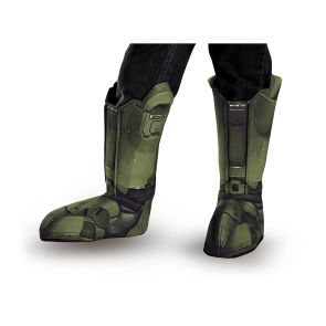 Master Chief Adult Boot Covers