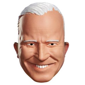 Joe Biden Vacuform 1/2 Mask