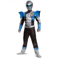 Silver Ranger Beast Morphers Classic Muscle