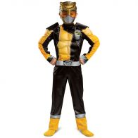 Gold Ranger Beast Morphers Classic Muscle