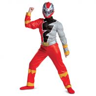 Red Ranger Dino Fury Classic Muscle
