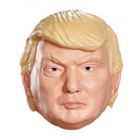 Donald Trump Vacuform 1/2 Mask