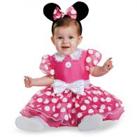 Pink Minnie Prestige Infant