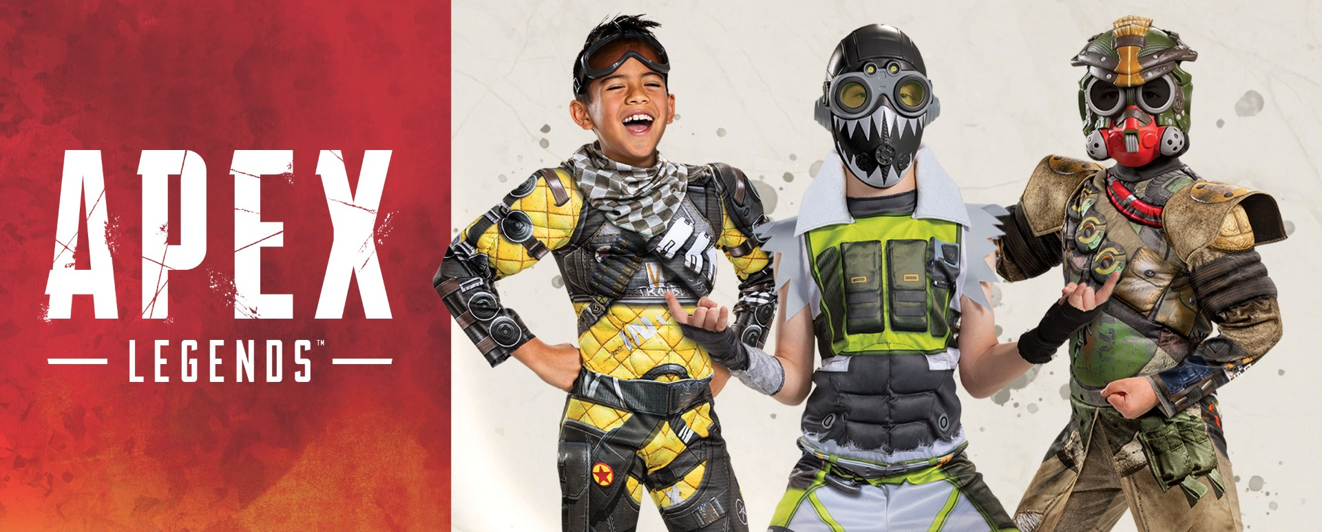 Apex Legends costumes