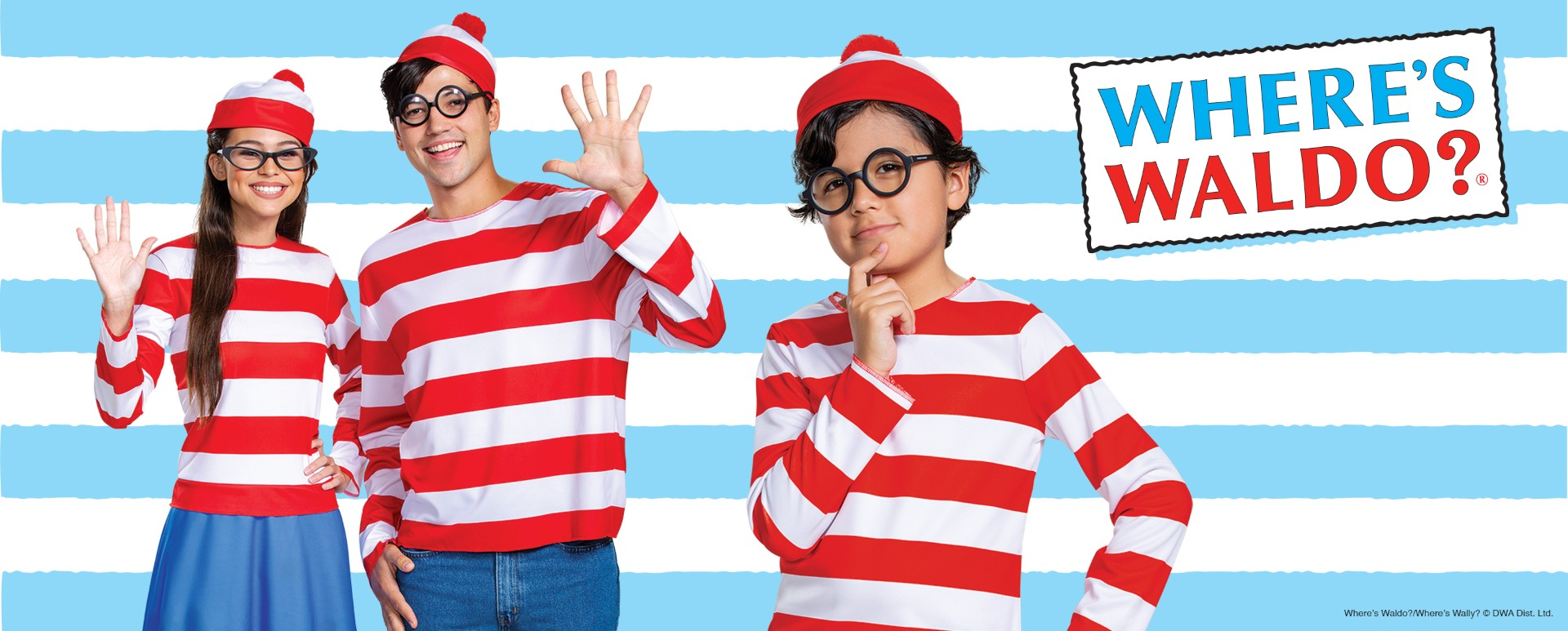 Wheres Waldo costumes